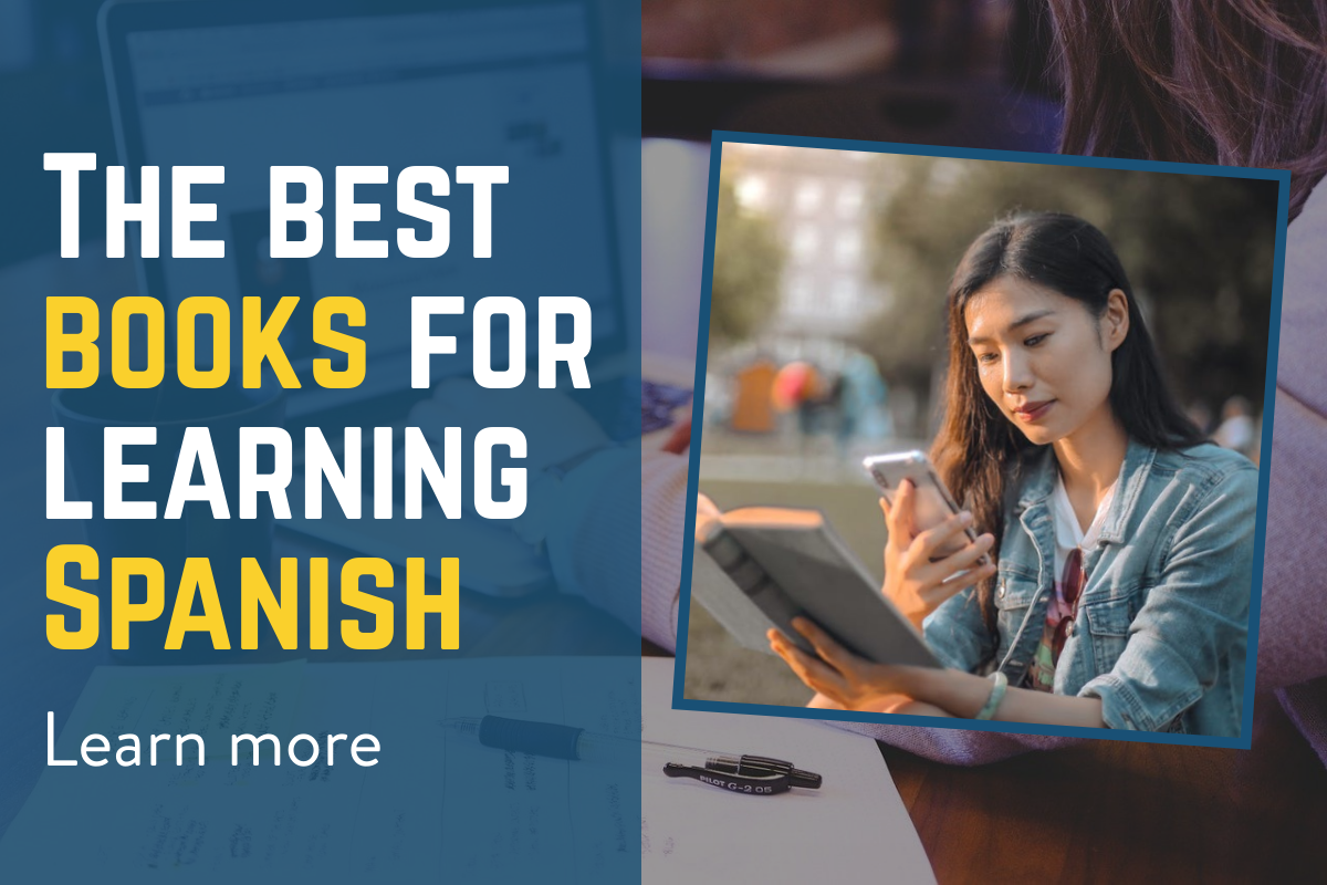 The best books for learning Spanish